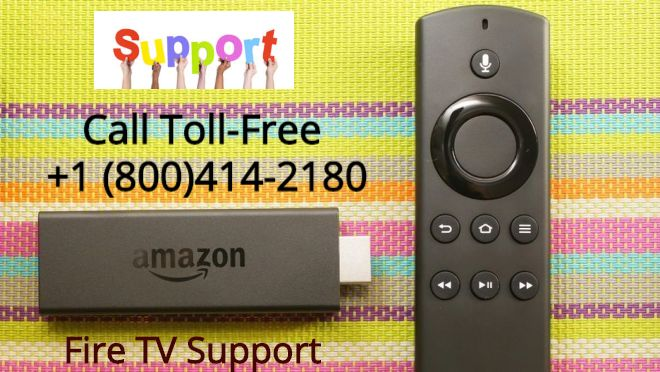 Connect Kindle Fire To TV Call TollFree +1 (800)4142180