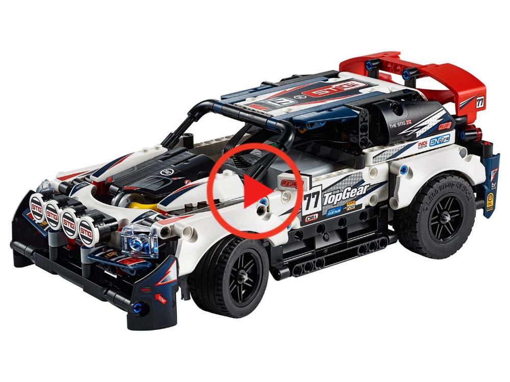 AppControlled Top Gear Rally Car 42109 Technic™ Buy