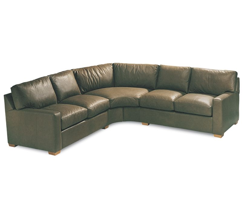 Bayview Leather Sectional Leather Sectional Furniture Hardwood