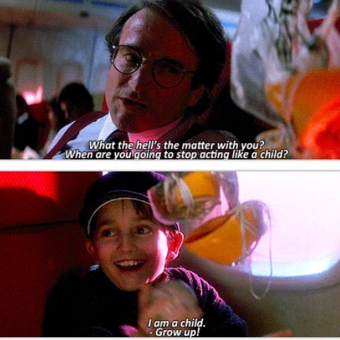 I M Turning 17 In Two Days And Honestly I M Still Jack Xd Always Will Be A Child Hook Movie Quotes Hook Movie Robin Williams Movies