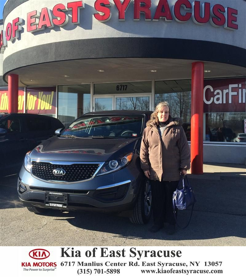I Just Purchased My Fourth Kia From Kia Of East Syracuse. They Have The Best