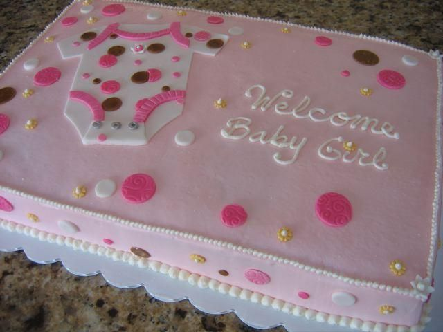 baby shower sheet cakes girl baby shower cakes girl baby showers cake