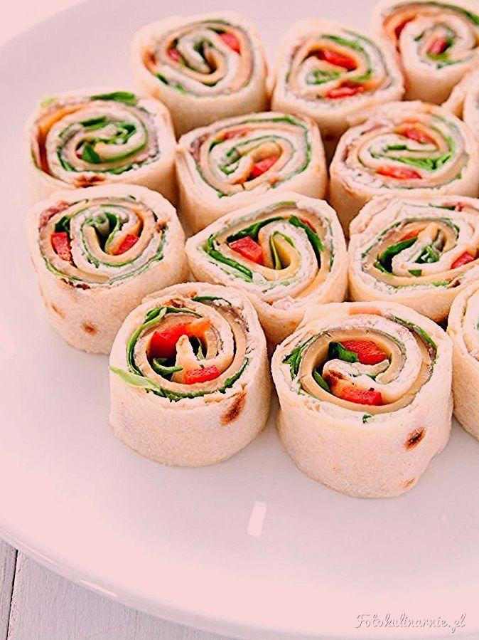 Tortilla Partyhappchen Vorbereiten Fingerfood Fur Viele Gaste