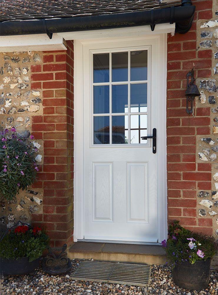 Pin By Gemma Bates On Cherry External Doors Doors Back Doors