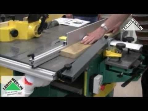 Combin bois kity bestcombi 260 youtube machine bois - Machine a bois kity ...