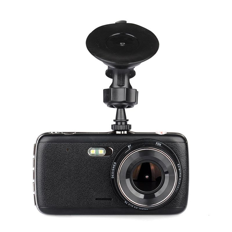TH-H84 NTK96658 4.0 Inch Driving Recorder High-Definition Wide-Angle ...