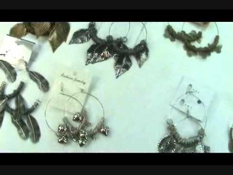 Wholesale Jewellery Vintage Dangle Earrings WholesaleSarong.com - http://videos.silverjewelry.be/earrings/wholesale-jewellery-vintage-dangle-earrings-wholesalesarong-com/