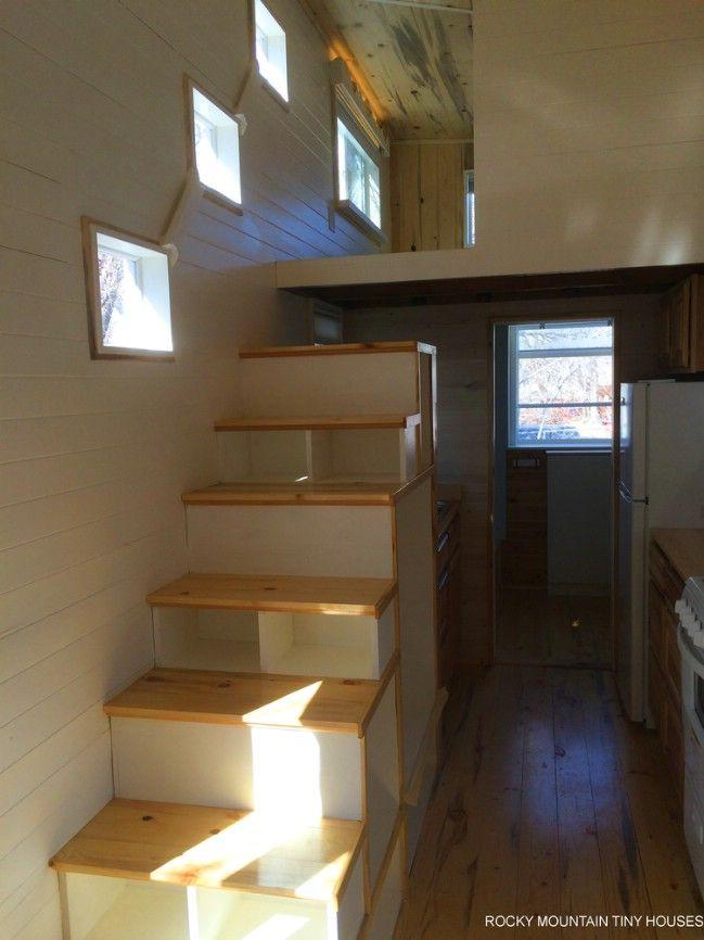 Das Wasatch Range Tiny House von Rocky Mountain Tiny House Builders