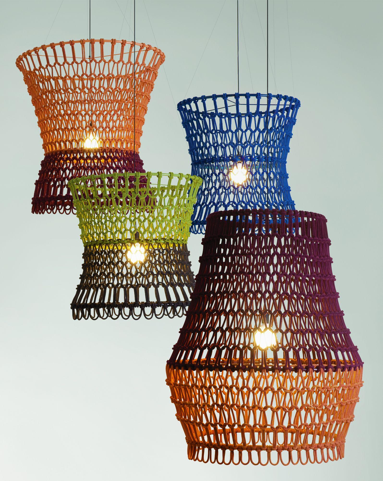 kenneth cobonpue lighting. Kenneth Cobonpue - Carousel Grouping #iSaloni2015 #milandesignweek Lighting