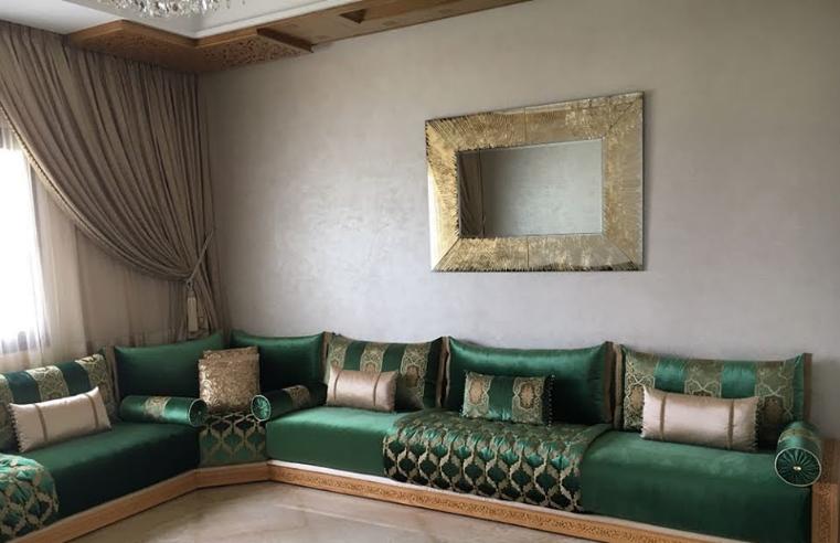 Vente Salon Marocain De Luxe 2019 Salon Marocain