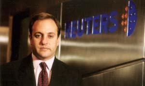 Reuters lanza un servicio de mensajería instantánea gratuito para acercar el chat a la comunidad financiera - 13.10.2002 - lanacion.com