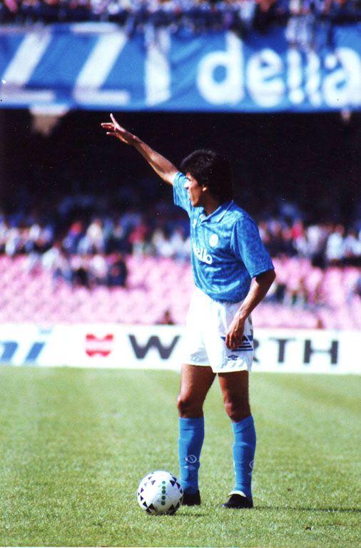 En el período en el que Fonseca vistió la camiseta Napolitana fue el de su mayor producción goleadora de toda su carrera, en tan solo 2 años de competición en el equipo logró anotar 31 goles disputando 58 encuentros.