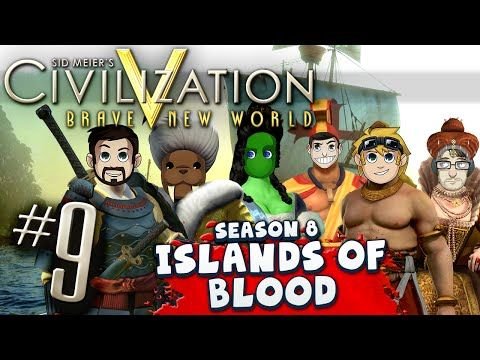 Civilization 5 Islands of Blood #9 - I'm Out - http://www.nopasc.org/civilization-5-islands-of-blood-9-im-out/
