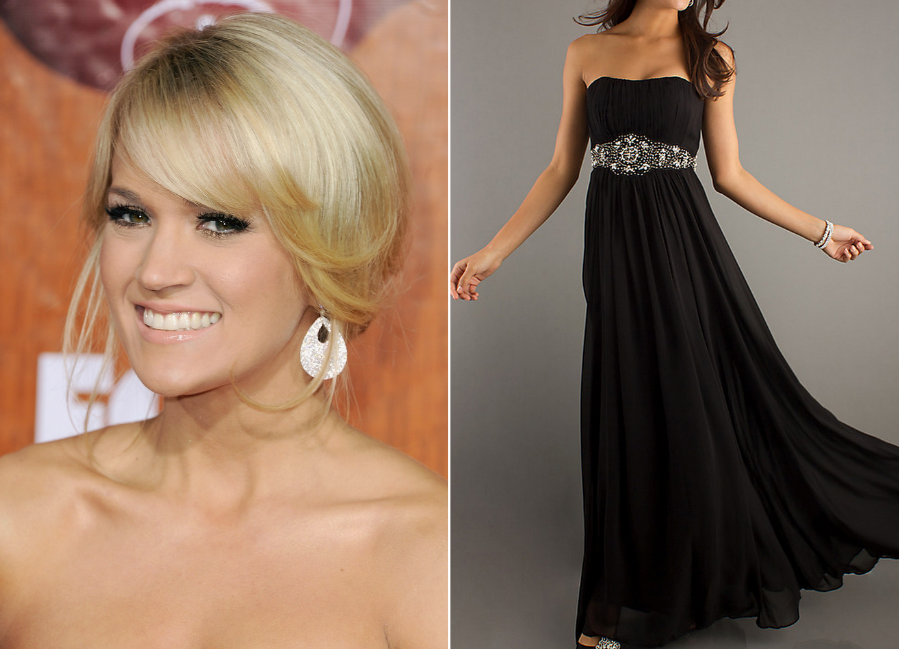 How to Match Your Dress to Your Hairstyle for Prom Night | Prom ...