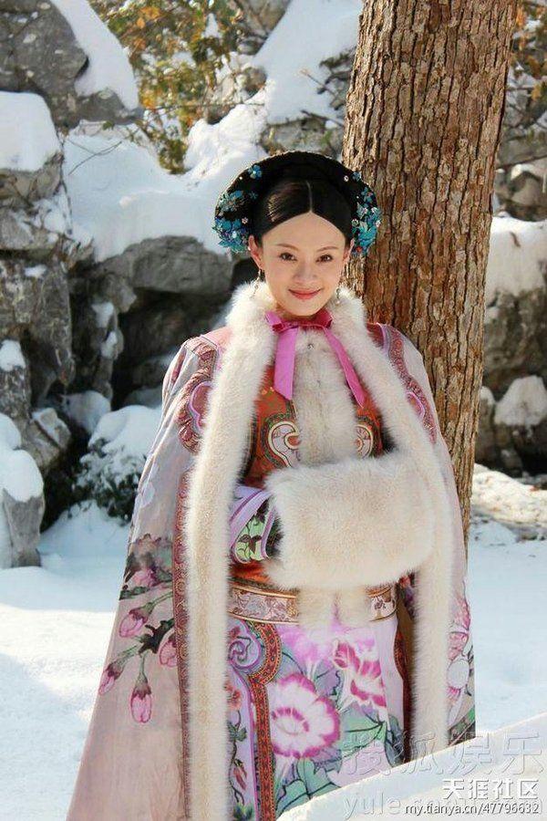 甄嬛傳 - TV period drama 'The Legend of Zhen Huan'