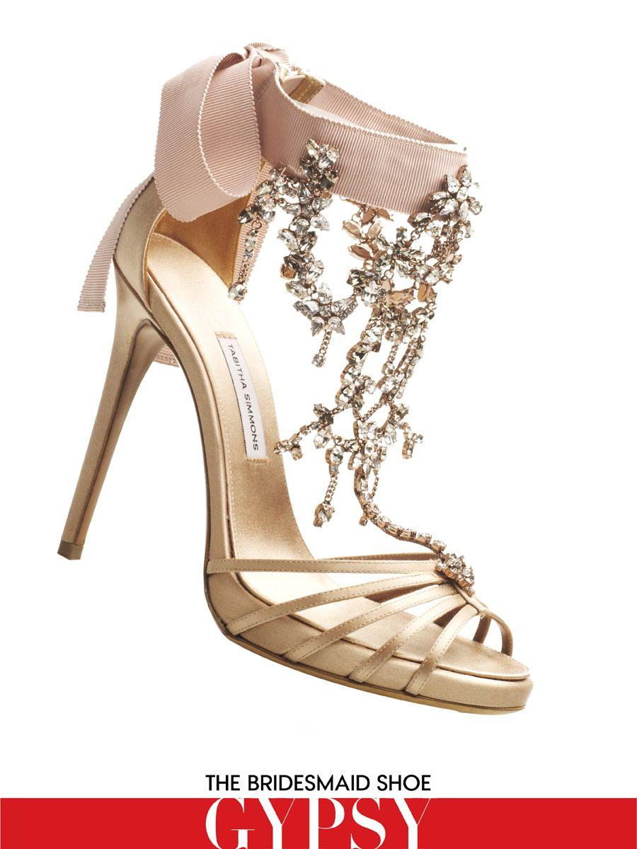 Tabitha Simmons Evita sandal, $2,185barneys.com