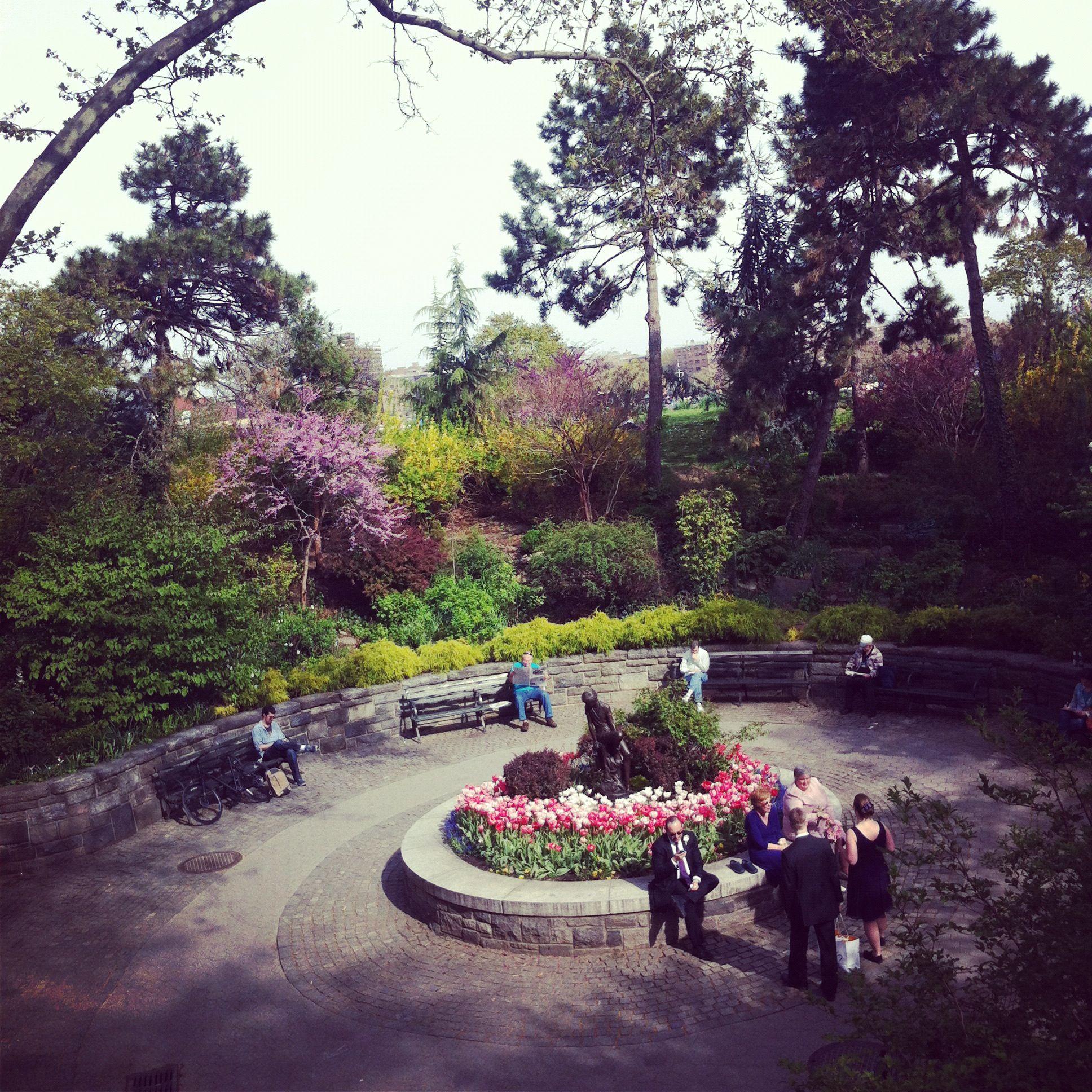 I love my neighborhood park....especially in Spring. Carl