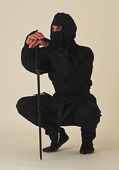 Baju Ninja