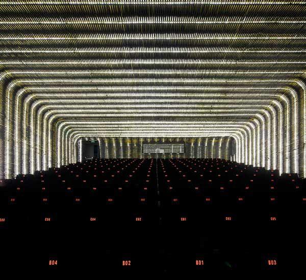 酷得像夜店的馬德里圖書館+電影院   大人物