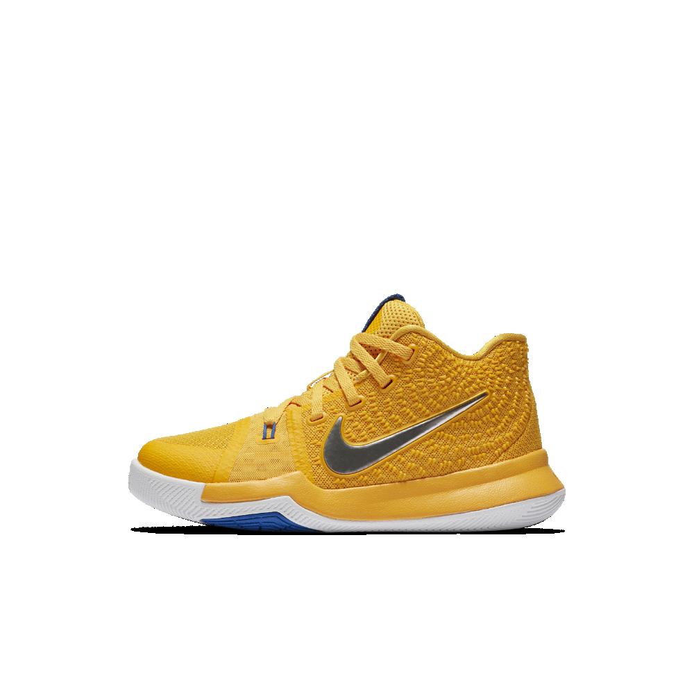 check out 6abb9 cf136 Nike Kyrie 3 Little Kids' Basketball Shoe Size 12.5C (Orange ...