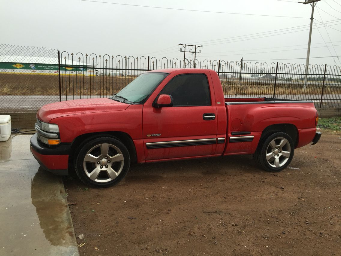 Silverado 2001 Custom Chevy Trucks Single Cab Trucks Gm Trucks