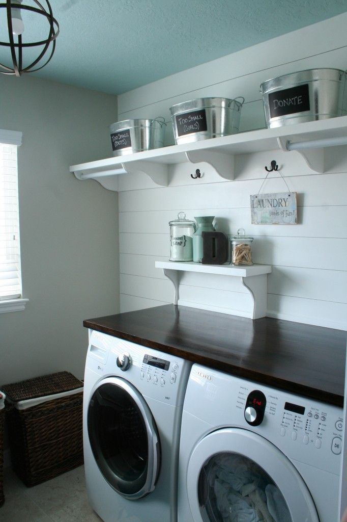 Diy Counter Top Clever Compositions Laundry Room Diy Laundry