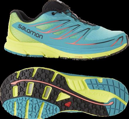 huge selection of 029e2 7dda2 Salomon Women's Sense Mantra 3 Trail-Running Shoes Lucite ...
