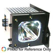 Electrified Replacement Lamp With Housing For Hitachi 50v500a