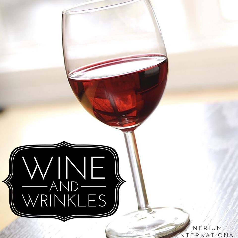 Contact Me About A Wine A Wrinkles Party Anti Aging Ingredients Best Anti Aging Nerium