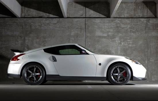 2017 Nissan 370z Nismo Changes