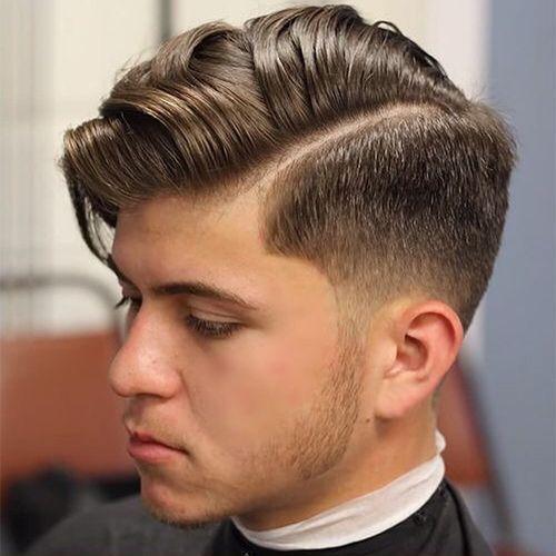 coiffure homme 2017 50 meilleurs coupes de cheveux pour homme en photos coiffures. Black Bedroom Furniture Sets. Home Design Ideas