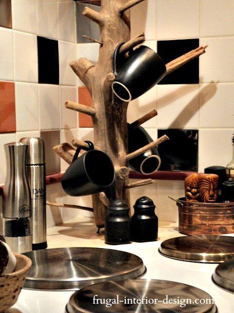 The Frugal Tree Mug Tree Mugs Tree Stand