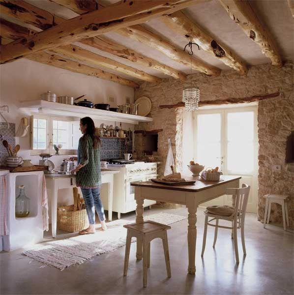 Casa Cristina Más | deco home | Pinterest | Rústico, De campo y Casas
