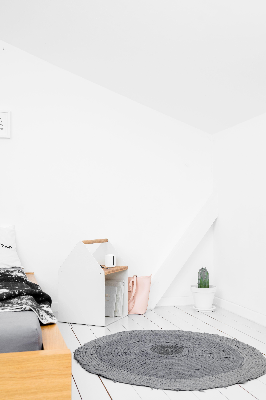 Collection Tiny House Beistelltisch Weiß Eiche In 2018 Connox