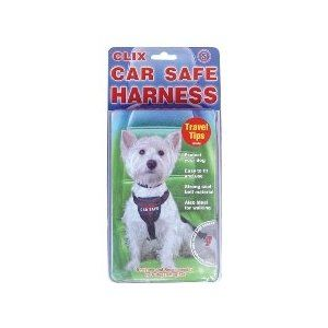 A fantastic harness which keeps your dog safe in the car and the lead can be attached for walking. It doesn't rub and is easy to fit on the dog too.