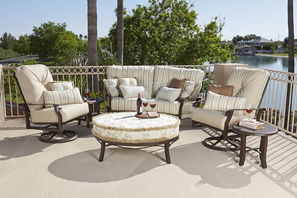 Cortland Cushion - Sunniland Patio - Patio Furniture and ... on Living Accents Cortland Patio Set id=24369