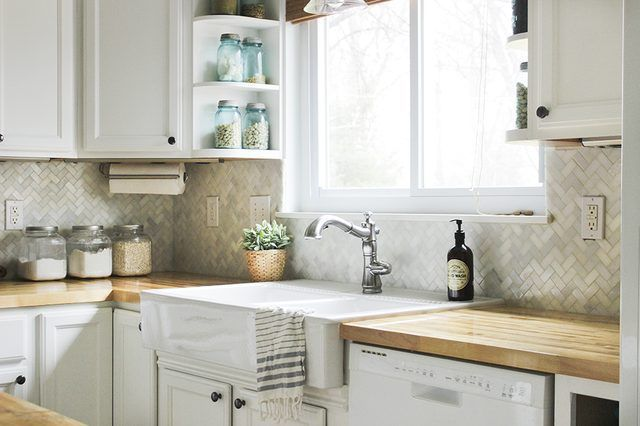 10 Ideas for a Small Kitchen Remodel on a Budget Kitchen Ideas