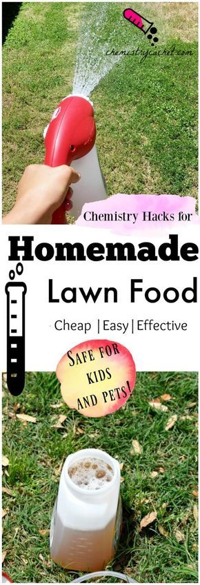 Cheap, Safe, and Incredibly Effective Homemade Lawn Food is part of Lawn food, Lawn fertilizer, Diy lawn, Lawn care tips, Lawn care, Grass fertilizer - This homemade lawn food tutorial is cheap, safe, and very effective  Stop by for the video and detailed steps to make your own today!