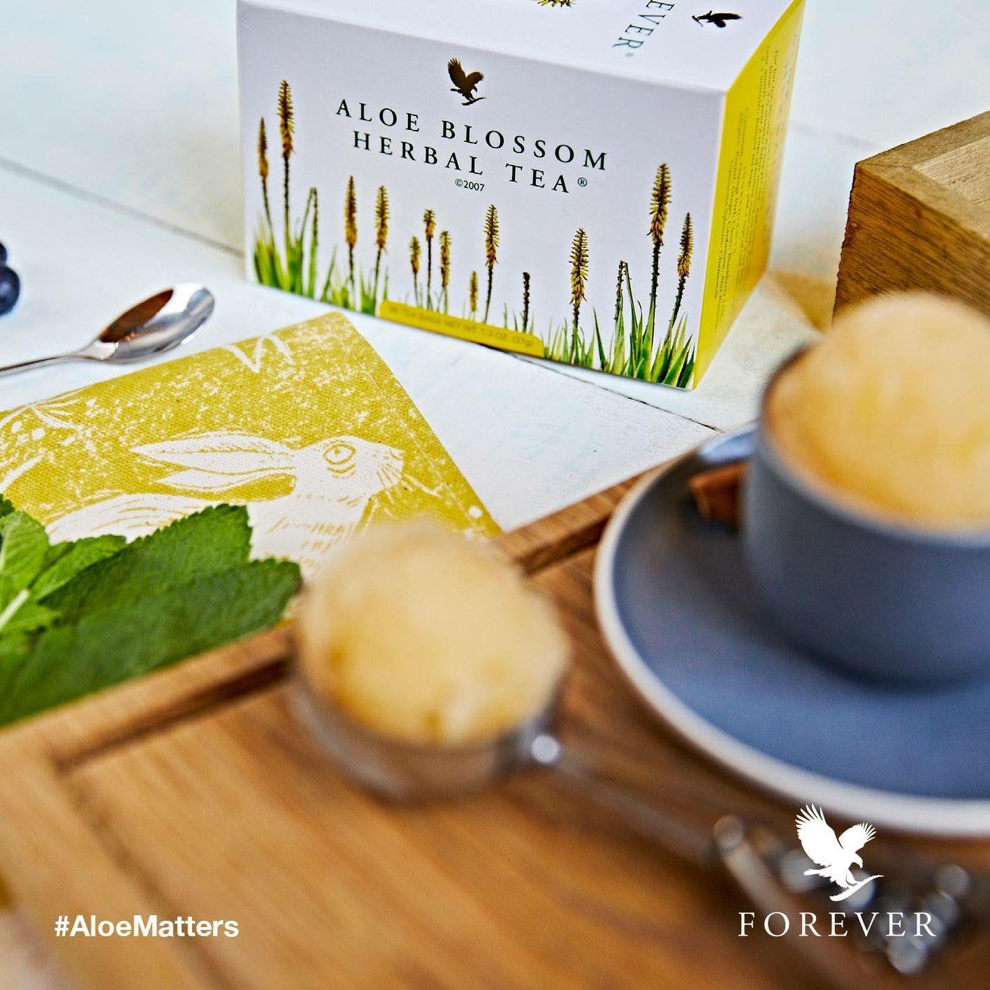 Aloe Blossom Herbal Tea® Aloe blossom herbal tea, Herbal