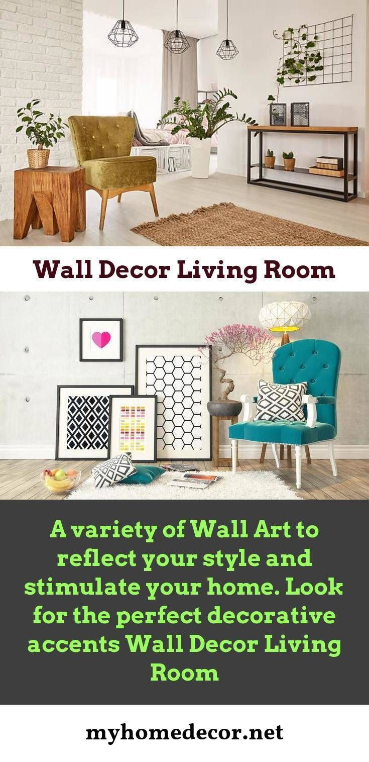 A variety of wall art to reflect your style and stimulate your home