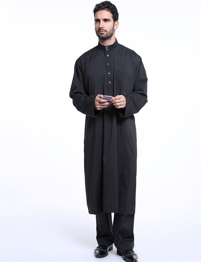 fecfeeba03 Cheap muslim mens clothes, Buy Quality pakistani men directly from China  muslim clothes men Suppliers