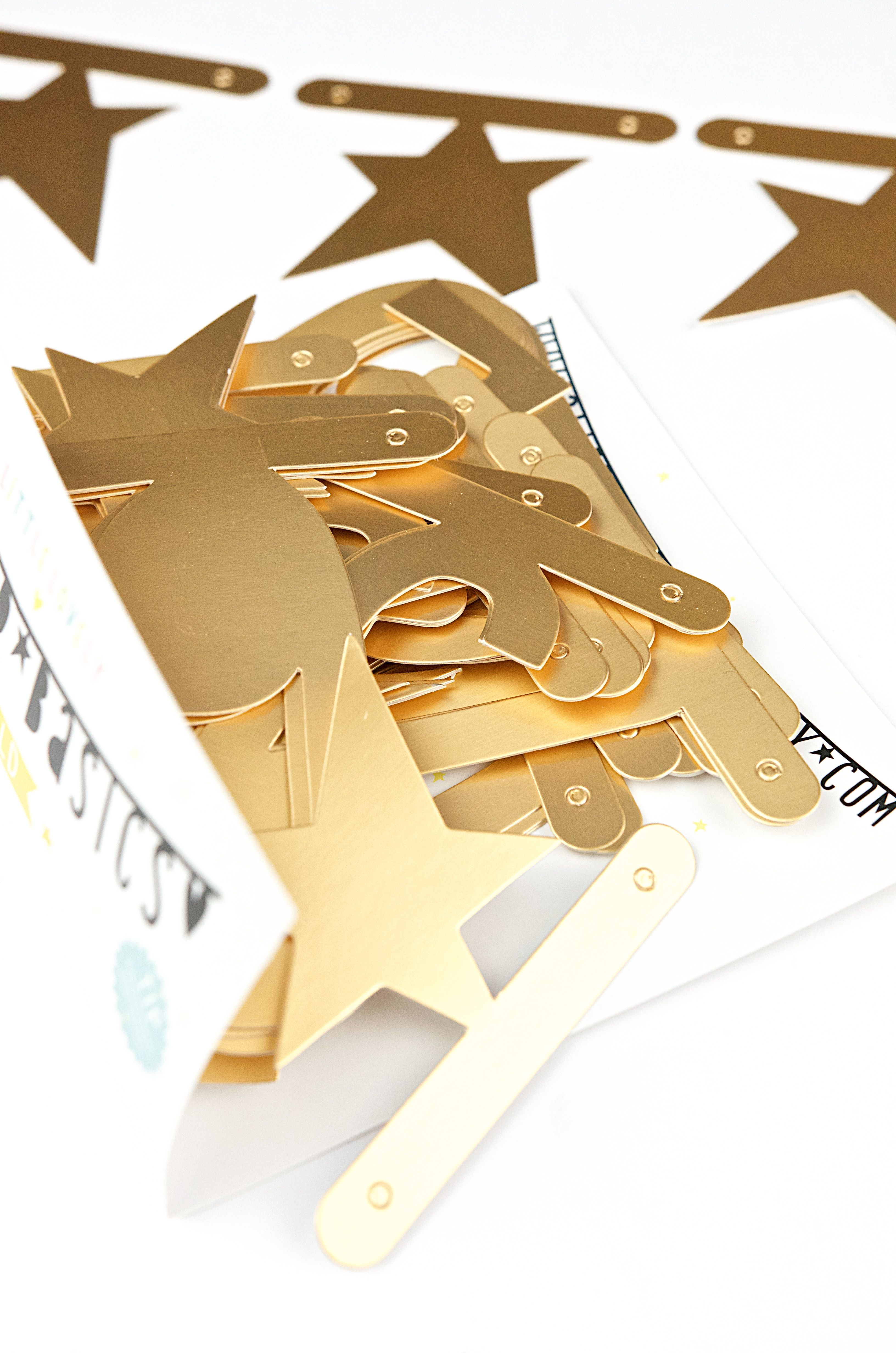 Banner Basics Gold A little lovely Company | PinkepankShop (2)
