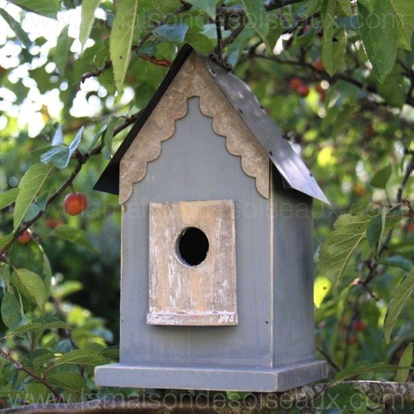 Awesome cabane d oiseaux en bois 5 comment fabriquer une cabane du0027oiseau recherche - Cabane oiseaux fabriquer ...