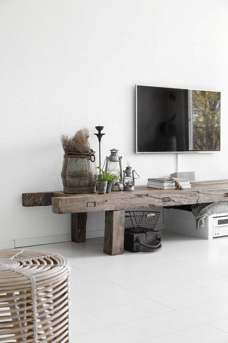 Industrial Bohemian Living Room  INDUSTRIAL X BOHEMIAN  im Wohnzimmer Licht und natrliche