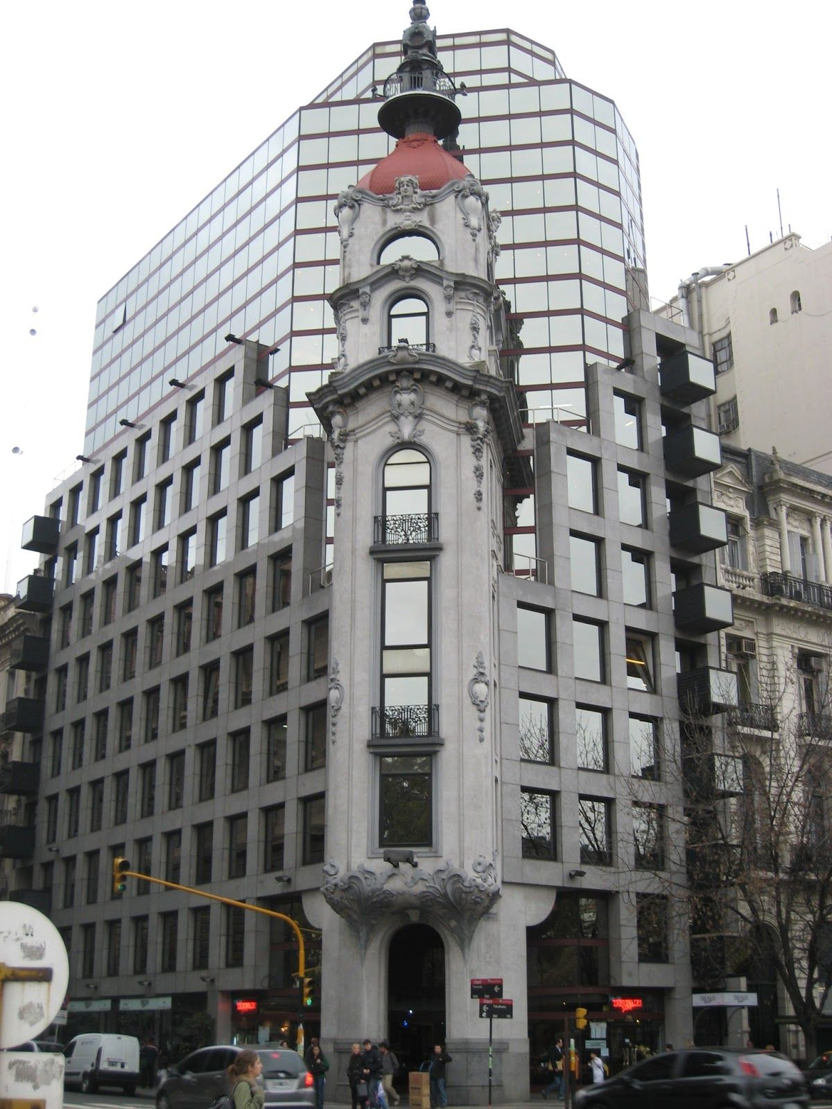 Art nouveau buenos aires re en busca de art nouveau for Art deco hotel buenos aires