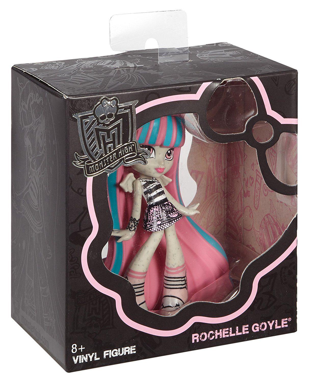 Amazon.com: Monster High Vinyl Rochelle Figure: Toys & Games