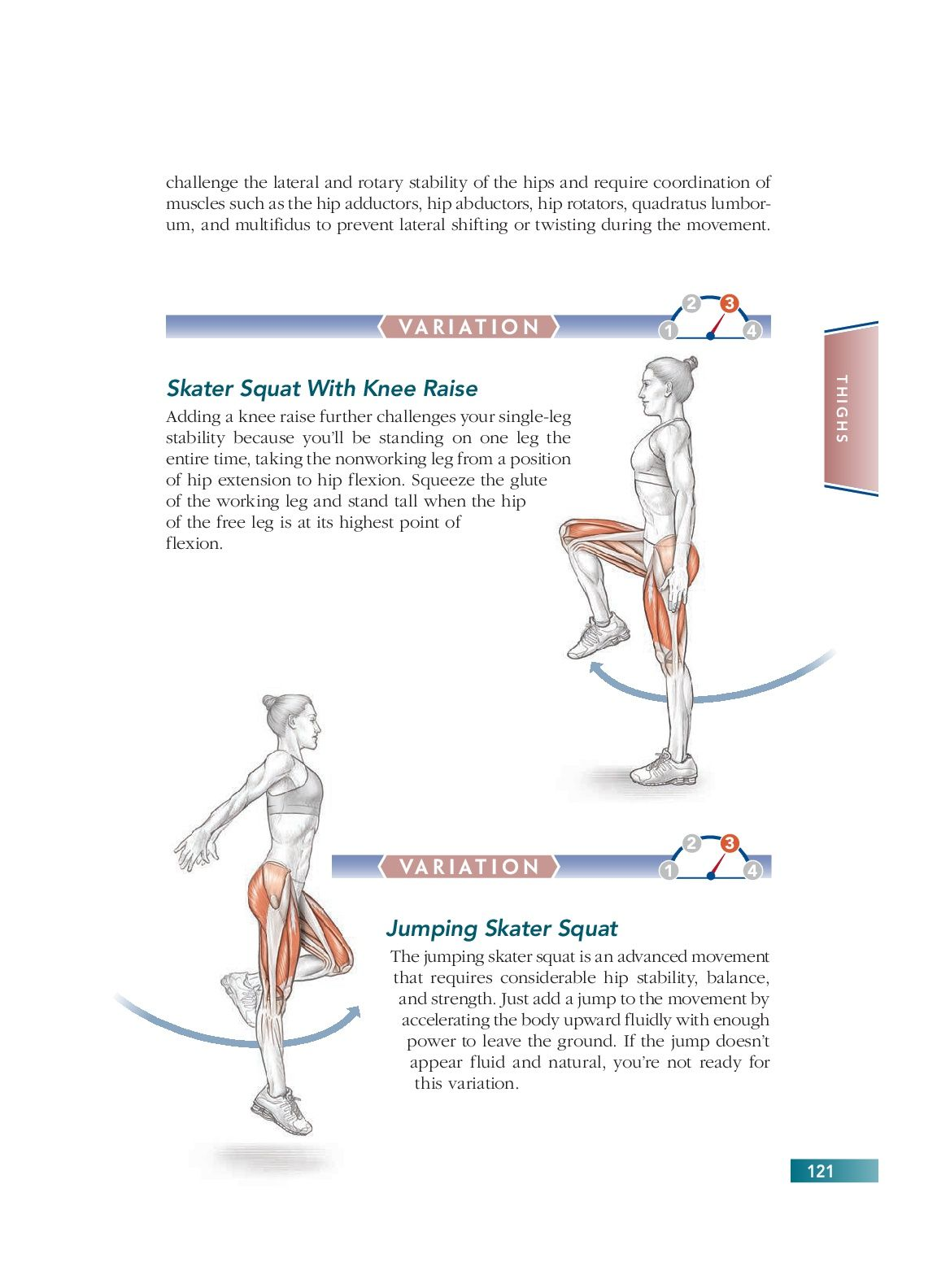 Chapter 7 Thighs (121) | Bodyweight Strength Training Anatomy ...