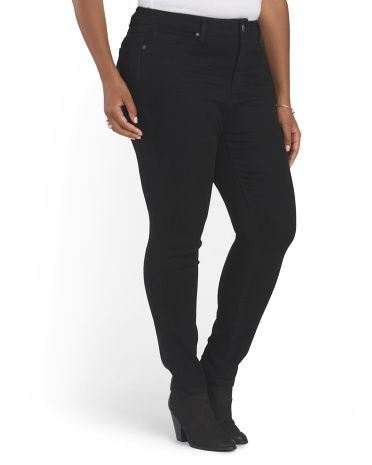 56aa5359677e Jeans) Available at TJ Maxx. Stretch, comfortable fix, colors (black, dark  blue, light blue).