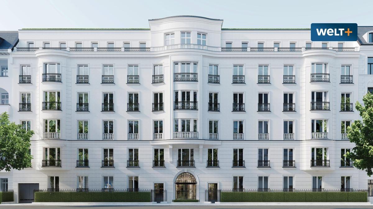 der vielleicht sch nste wohnungsneubau von berlin architekten jungen und deutschland. Black Bedroom Furniture Sets. Home Design Ideas
