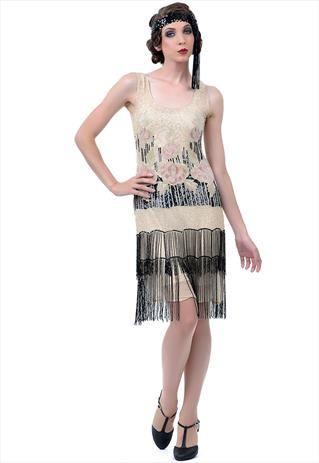 Twenties dress asos marketplace